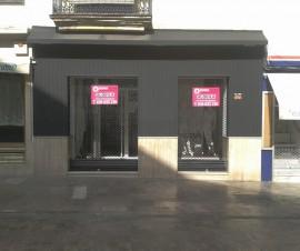 alquiler local comercial Xàtiva Inmocaysa inmobiliaria ref 5012